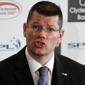 On up: Neil Doncaster has hailed the cash injection