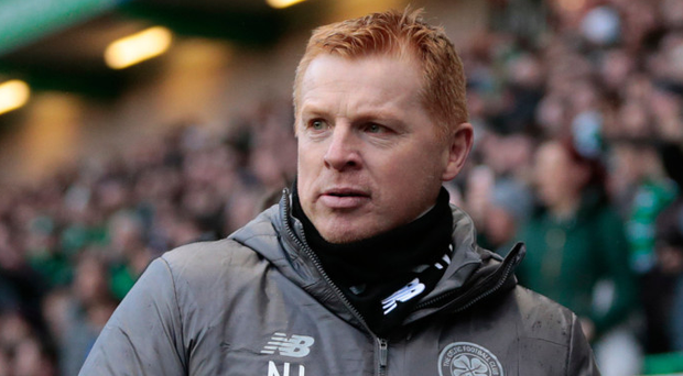 Big call: Neil Lennon will face a tough decision should Celtic offer him the manager's job full-time