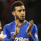 Blown away: Connor Goldson savoured December's triumph