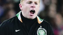 Pastures new: Neil Lennon is looking for a new challenge after four successful seasons with Celtic