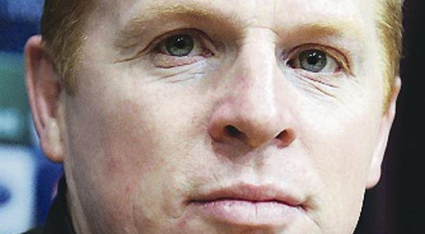 Neil Lennon has led Celtic to the top of the table