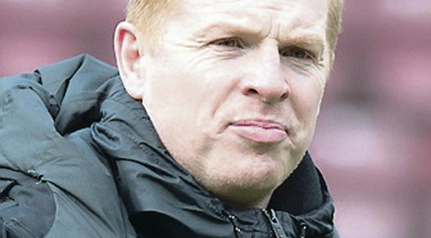 Wanted man? Neil Lennon has been linked to the Norwich job