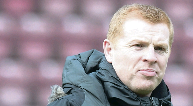 Surprised: Neil Lennon is shocked Roy Keane ruled himself out of the running to be next Celtic boss