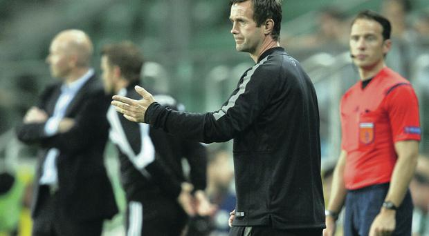 Still in contention: Ronny Deila believes Celtic are capable of turning their European fortunes around