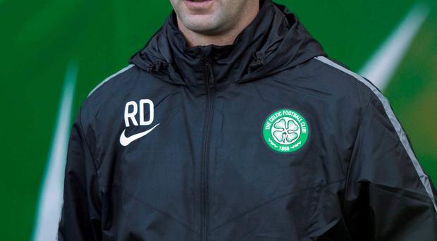 Celtic boss Ronny Deila will be looking for a win against Ross County