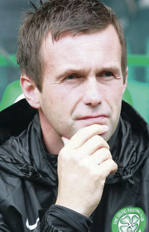 Comforts: Ronny Deila believes Celtic's home form will be key