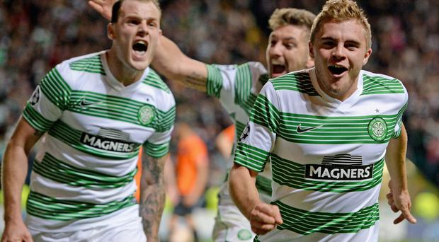 Injuries: James Forrest has played 10 games in 10 months