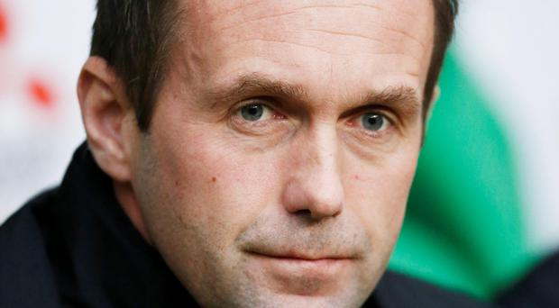 Top Bhoys: Celtic boss Ronny Deila has come under attack