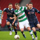 Gary McKay-Stevens believes the competition at Celtic has helped him improve