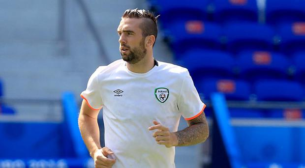 Wanted: Shane Duffy has interest from Celtic, Swansea and West Brom