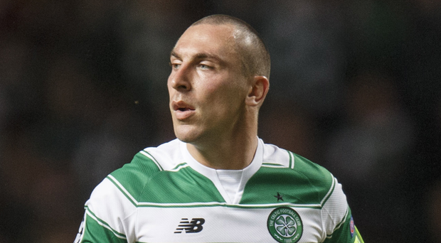 Wary: Scott Brown says Aberdeen are Celtic's biggest title rivals this year