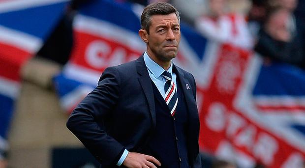 Concern: Pedro Caixinha altered his pre-match approach