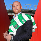 All smiles: John Hartson, who will be in Belfast with Stiliyan Petrov in October, says he is in fine fettle after some difficult years
