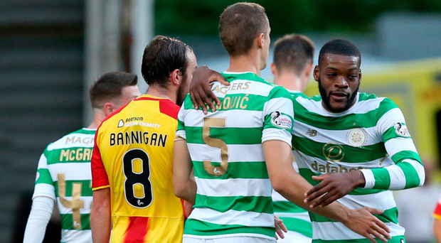Celtic boss fears he may lose his highly-rated defender to the Premier League this month