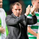 Rallying call: Brendan Rodgers wants a new Celtic mindset