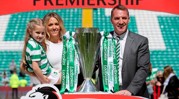 Brendan Rodgers targets continual improvement at Celtic