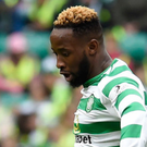 Moussa Dembele has left Celtic to join Lyon.