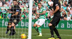 Ruled out: Lee Griffiths remains sidelined with injury