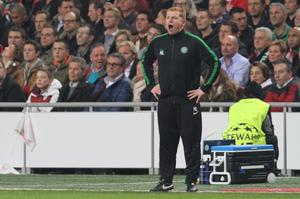 Familiar face: former Celtic boss Neil Lennon could return to the Hoops