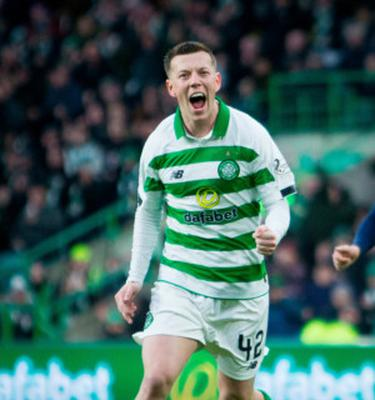 No distractions: Callum McGregor wants to do it one game at a time
