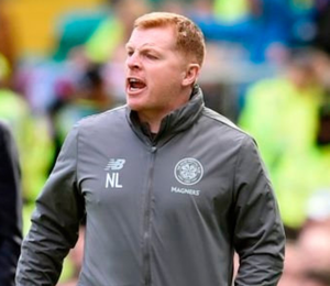 Right road: Neil Lennon is delighted with team's attitude