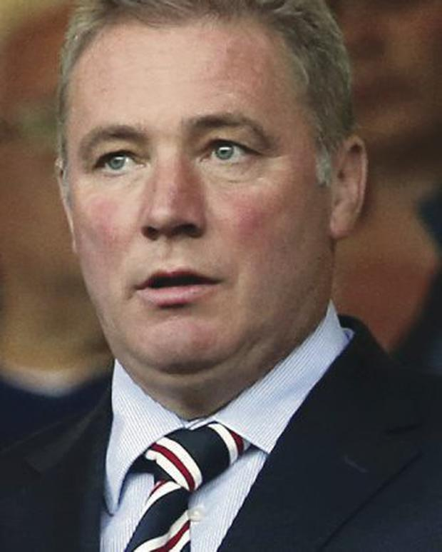 Cup quest: Ally McCoist is eyeing a semi-final place