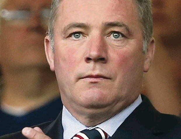 Rangers manager Ally McCoist doesn't understand the League's choice