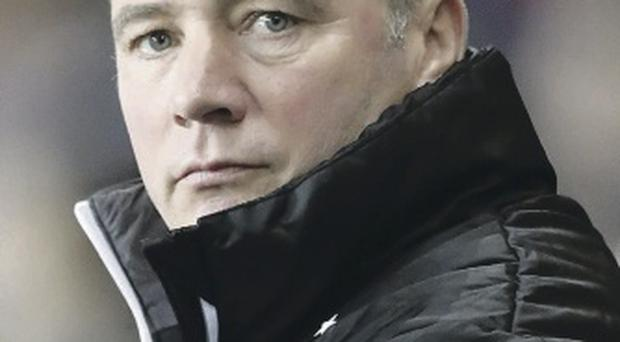 Ally McCoist isn't worried by Rangers' lack of early goals