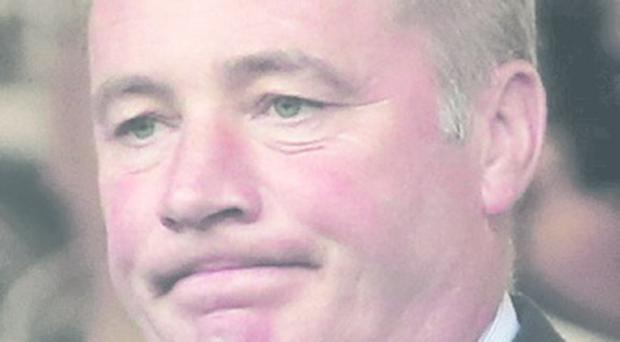 Ally McCoist has had to deal with many off-field issues