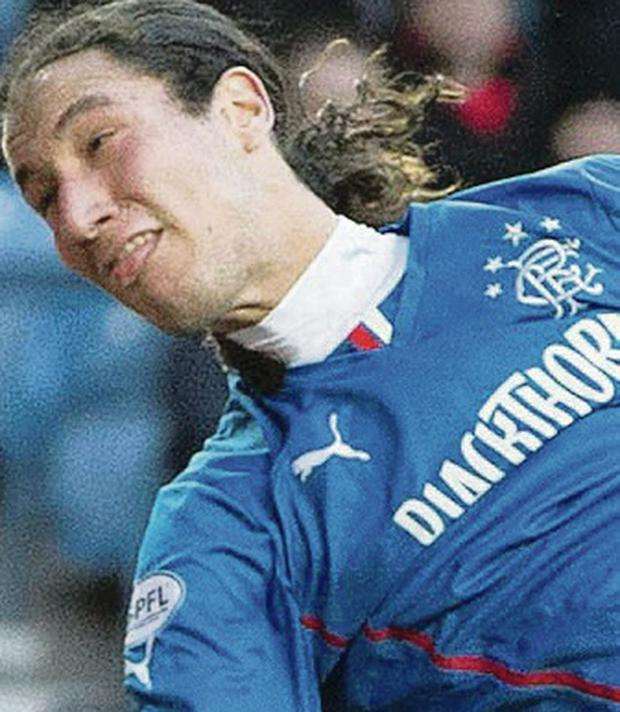 Bilel Mohsni has set himself a target of 20 goals this season