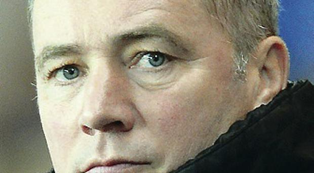 Right moves: Ally McCoist is satisfied with transfer policy