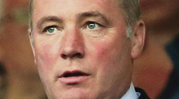 Good news: Ally McCoist can chase summer transfer targets