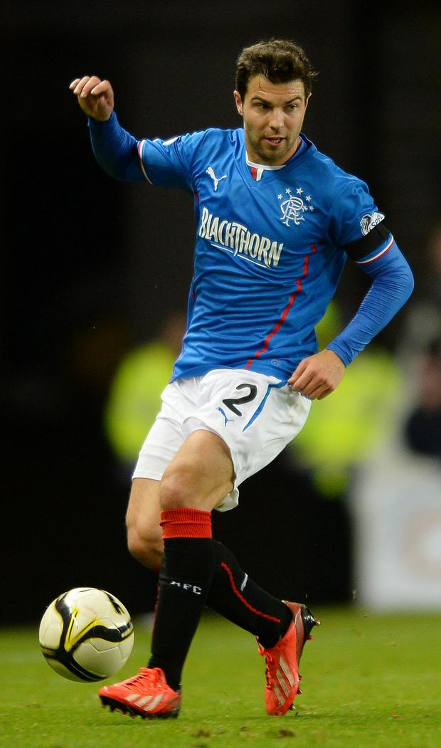 Marker: Richard Foster wants Rangers to get a winning start