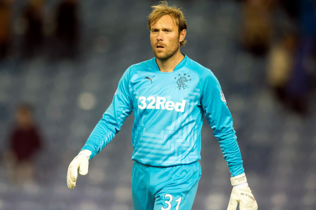 Rangers' Steve Simonsen broke betting rules