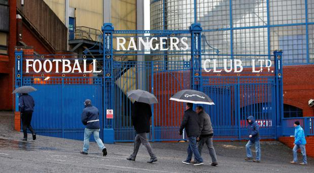 Crossroads: Ibrox will stage the crucial Rangers shareholder vote tomorrow