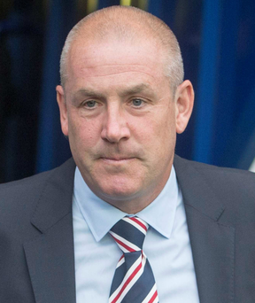 Mark Warburton insists no major surgery is required at Ibrox