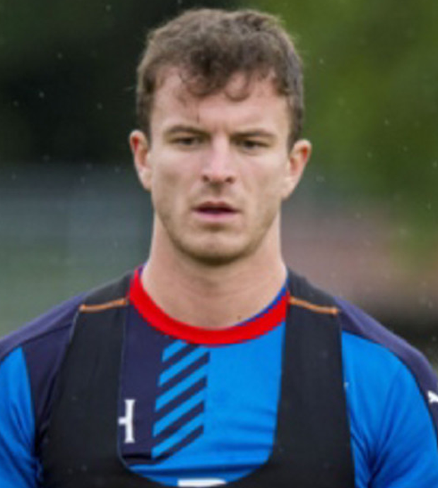 Up for cup: Rangers' Andy Halliday wants semi spot