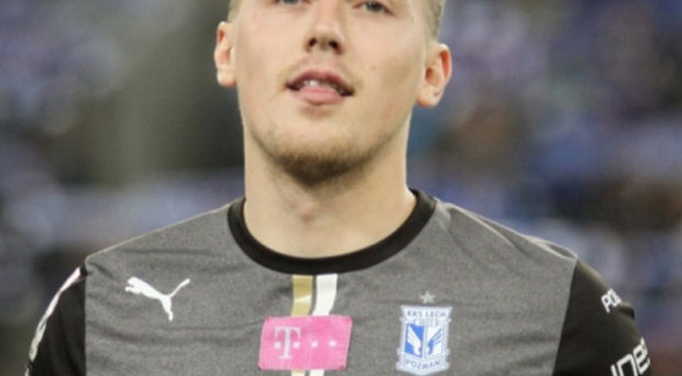 New face: Maciej Gostomski has signed a deal with Rangers