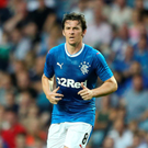 Wind-up: Rangers' Joey Barton