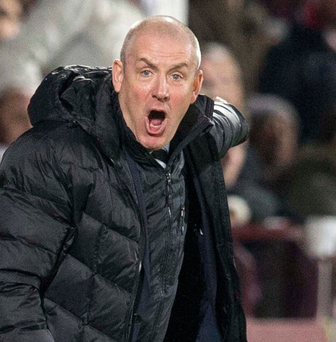 Mind games: Mark Warburton