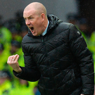 Adamant: Mark Warburton maintains he did not resign as Rangers manager