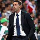 Leading man: Pedro Caixinha will be taking the reins at Ibrox