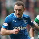 Confident: Lee Hodson is sure Rangers can nab second spot