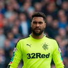 Clean sheet: Foderingham happy with performance