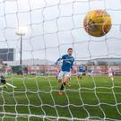 Fifth goal: Josh Windass completes his treble