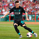 Target man: Rangers want Ryan Kent, but their transfer deals may already be done