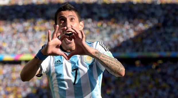 Signing Angel Di Maria would be a statement, but a statement of what?