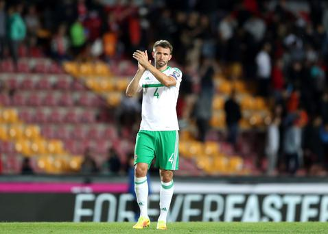 Looking ahead: Gareth McAuley