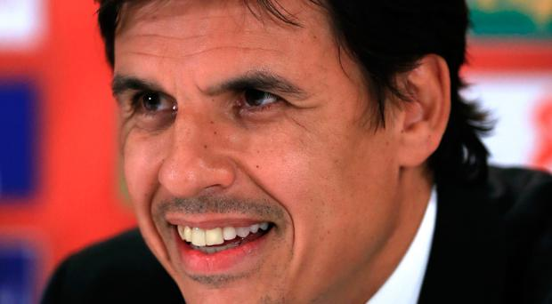 Hitting back: Chris Coleman has rebuffed claims of luck