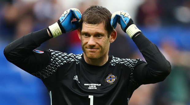 Safe hands: Michael McGovern expects another busy night